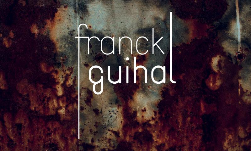 accueil du site de Franck Guihal